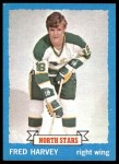 1973 Topps #78  Fred Harvey   Front Thumbnail