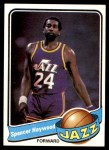 1979 Topps #12  Spencer Haywood  Front Thumbnail