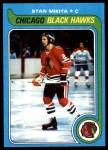 1979 Topps #155  Stan Mikita  Front Thumbnail