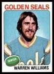 1975 Topps #217  Warren Williams   Front Thumbnail