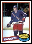 1980 Topps #116  Ulf Nilsson  Front Thumbnail