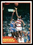 1981 Topps #105 E  -  Kevin Porter Super Action Front Thumbnail