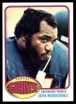 1976 Topps #325  John Mendenhall  Front Thumbnail