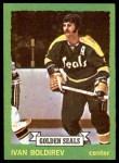 1973 Topps #68  Ivan Boldirev   Front Thumbnail