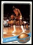 1979 Topps #19  Jim Chones  Front Thumbnail