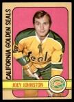 1972 Topps #48  Joey Johnston  Front Thumbnail