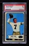 1954 Bowman #61  Jim Finks  Front Thumbnail