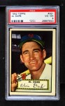 1952 Topps #351  Al Dark  Front Thumbnail