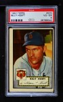 1952 Topps #370  Billy Hoeft  Front Thumbnail