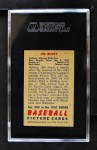1951 Bowman #302  Jim Busby  Back Thumbnail
