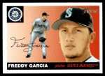 2004 Topps Heritage #196  Freddy Garcia  Front Thumbnail