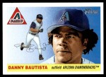 2004 Topps Heritage #177  Danny Bautista  Front Thumbnail