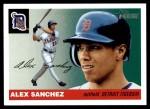 2004 Topps Heritage #34  Alexis Sanchez  Front Thumbnail
