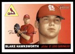 2004 Topps Heritage #37  Blake Hawksworth  Front Thumbnail