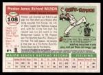 2004 Topps Heritage #108  Preston Wilson  Back Thumbnail
