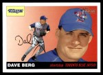 2004 Topps Heritage #65  Dave Berg  Front Thumbnail