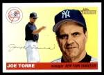 2004 Topps Heritage #113  Joe Torre  Front Thumbnail