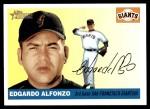 2004 Topps Heritage #79  Edgardo Alfonzo  Front Thumbnail