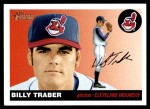 2004 Topps Heritage #186  Billy Traber  Front Thumbnail