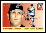2004 Topps Heritage #189  Braden Looper  Front Thumbnail