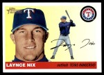 2004 Topps Heritage #58  Laynce Nix  Front Thumbnail