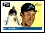 2004 Topps Heritage #13  B.J. Upton  Front Thumbnail