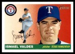 2004 Topps Heritage #154  Ismael Valdes  Front Thumbnail