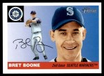 2004 Topps Heritage #155  Bret Boone  Front Thumbnail