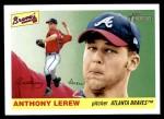 2004 Topps Heritage #161  Anthony Lerew  Front Thumbnail