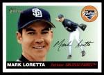 2004 Topps Heritage #45  Mark Loretta  Front Thumbnail