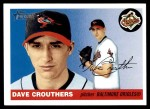 2004 Topps Heritage #64  Dave Crouthers  Front Thumbnail