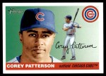 2004 Topps Heritage #140  Corey Patterson  Front Thumbnail