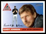 2004 Topps Heritage #20  Randy Johnson  Front Thumbnail