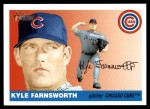 2004 Topps Heritage #121  Kyle Farnsworth  Front Thumbnail
