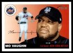 2004 Topps Heritage #54  Mo Vaughn  Front Thumbnail