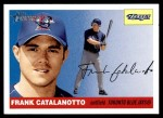 2004 Topps Heritage #52  Frank Catalanotto  Front Thumbnail
