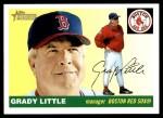 2004 Topps Heritage #150  Grady Little  Front Thumbnail