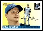 2004 Topps Heritage #374  Mike Sweeney  Front Thumbnail