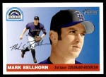 2004 Topps Heritage #234  Mark Bellhorn  Front Thumbnail