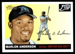 2004 Topps Heritage #359  Marlon Anderson  Front Thumbnail