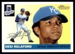 2004 Topps Heritage #369  Desi Relaford  Front Thumbnail