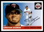 2004 Topps Heritage #384  Cristian Guzman  Front Thumbnail