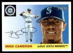2004 Topps Heritage #218  Mike Cameron  Front Thumbnail