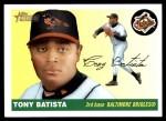 2004 Topps Heritage #323  Tony Batista  Front Thumbnail