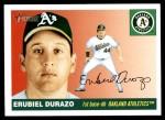 2004 Topps Heritage #223  Erubiel Durazo  Front Thumbnail
