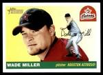 2004 Topps Heritage #264  Wade Miller  Front Thumbnail