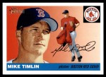 2004 Topps Heritage #397  Mike Timlin  Front Thumbnail