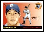 2004 Topps Heritage #280  Brian Giles  Front Thumbnail