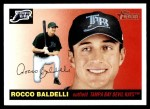 2004 Topps Heritage #304  Rocco Baldelli  Front Thumbnail
