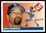 2004 Topps Heritage #368  Dave Roberts  Front Thumbnail
